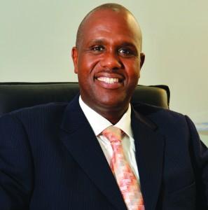 Rwanda Air CEO