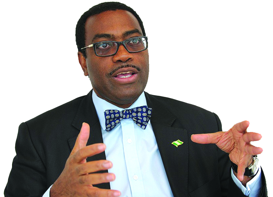 Adesina's Vision for a Prosperous Africa