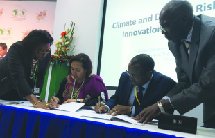 AfDB signs MOU to protect vulnerable Africans