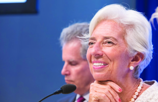 """New Normal"" not normal — Lagarde"