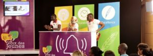 "AfDB gives voice to African youth during the TV finale of ""Voix des Jeunes"" competition"