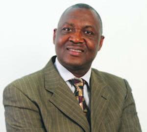 Dr. Abdul B. Kamara:  AfDB Resident Representative for Sudan