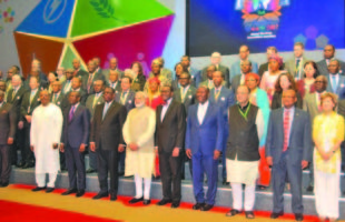 India-Africa relations: Cooperation for Inclusive Growth