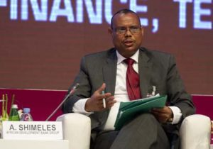Dr Abebe Shimless, Head Macroeconomic Policy, Forecasting and Research, AfDB
