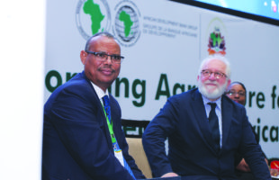 Africa's economic growth remains resilient