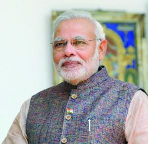 Indian Prime Minister Navrenda Modi