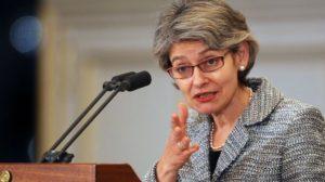 Irina Bokova: UNESCO-Directrice générale