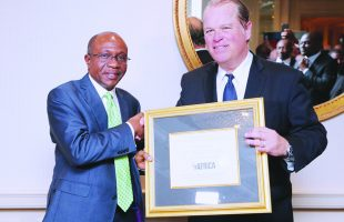 Global award for Nigeria's Central Bank Governor