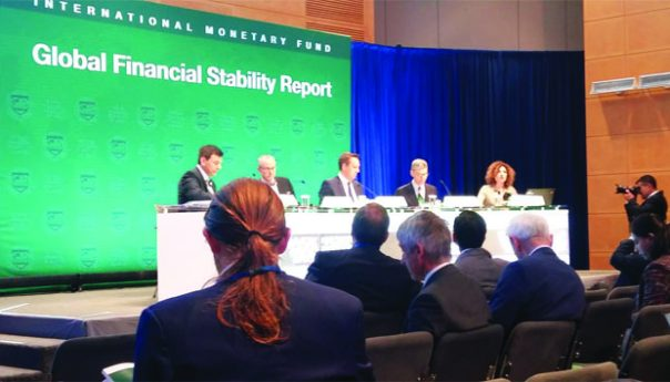 Global financial stability remains vulnerable —IMF