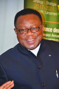Prof. Emmanuel Nnadozie