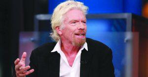 Richard Branson, Founder of the Virgin Group