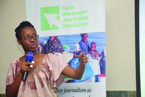 Ms. Tengi George-Ikoli, NNR Program Coordinator