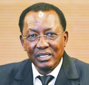 Idriss Déby:  President of Chad