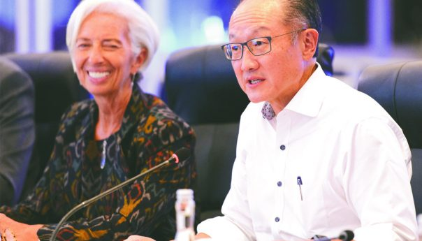 Like Indonesia, global economy is resilient —Kim, Lagarde